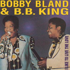 "Bobby ""Blue"" Bland,B.B. King 歌手頭像"