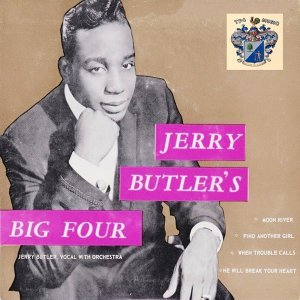 Jerry Butler 歌手頭像
