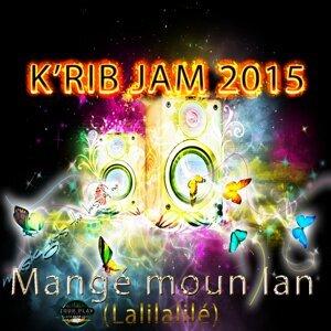 K'RIB JAM 2015 歌手頭像