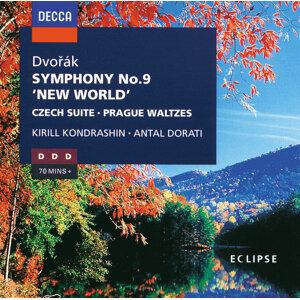 Wiener Philharmoniker,Detroit Symphony Orchestra,Antal Doráti,Kirill Kondrashin 歌手頭像