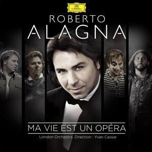 Roberto Alagna,London Orchestra,Yvan Cassar 歌手頭像