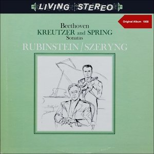 Artur Rubinstein, Henryk Szeryng 歌手頭像
