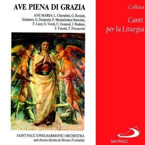 Saint Paul's Philharmonic Orchestra, Silvano Frontalini 歌手頭像