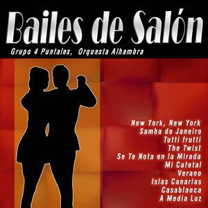 Grupo 4 Puntales|Orquesta Alhambra 歌手頭像