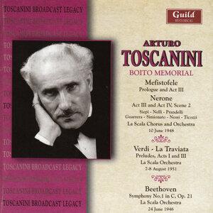 La Scala Chorus and Orchestra, Arturo Toscanini - Conductor, Siepi - Nelli - Prandelli - Guarrera - Simionato - Nessi - Ticozzi 歌手頭像
