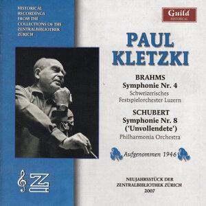 Schweizerisches Festspielorchester Luzern & Philharmonia Orchestra, Paul Kletzki, Conductor 歌手頭像