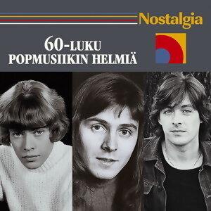 Nostalgia / 60-luku / Popmusiikin helmia 歌手頭像