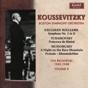 Boston Symphony Orchestera, Serge Koussevitzky - Conductor 歌手頭像