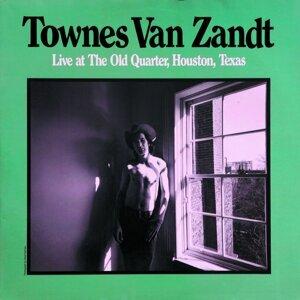 Townes Van Zandt 歌手頭像
