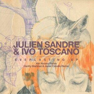Julien Sandre, Ivo Toscano 歌手頭像