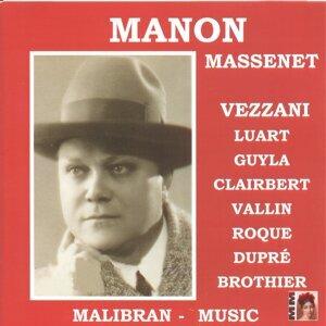 Gustave Cloëz Orchestra, Emma luart, Gustave Cloëz, Marcel Roque 歌手頭像