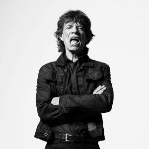 Mick Jagger アーティスト写真
