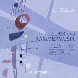 Irmela Bossler, Quatuor Hermès, Bläserquintett 5 Beaufort 歌手頭像