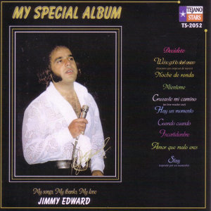 Jimmy Edward 歌手頭像