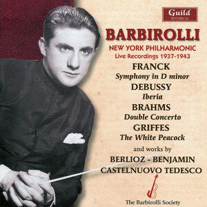 John Barbirolli, New York Philharmonic Symphony Orchestra 歌手頭像