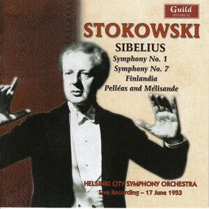 Helsinki City Symphony Orchestra, Leopold Stokowski – Conductor 歌手頭像