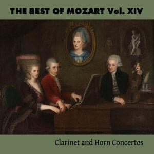 Mozart Festival Orchestra, José Ostranec, Josef Ducopil 歌手頭像