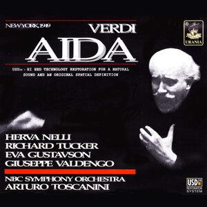 Herva Nelli| Richard Tucker| Giuseppe Valdengo 歌手頭像