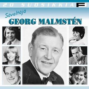 20 Suosikkia / Saveltaja: Georg Malmsten 歌手頭像