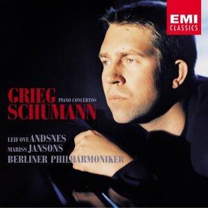 Leif Ove Andsnes/Mariss Jansons/Berliner Philharmoniker (利夫 - 奧韋‧安斯涅/馬里斯‧楊頌斯/柏林愛樂) 歌手頭像