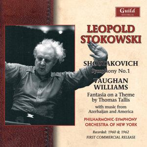 Philharmonic-Symphony Orchestra of New York | Leopold Stokowski 歌手頭像