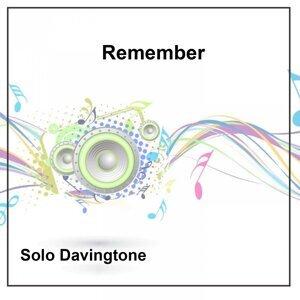 Solo Davingtone 歌手頭像