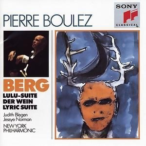 Pierre Boulez, New York Philharmonic 歌手頭像