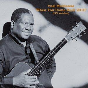 Vusi Mahlasela 歌手頭像
