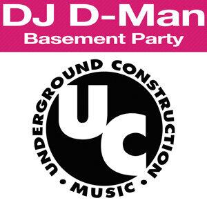 DJ D-Man 歌手頭像