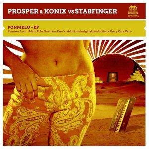 Prosper, Konix, Stabfinger 歌手頭像