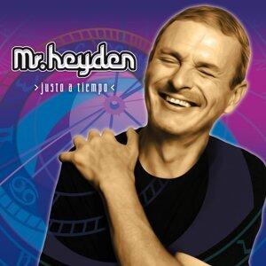 Mr. Heyden 歌手頭像