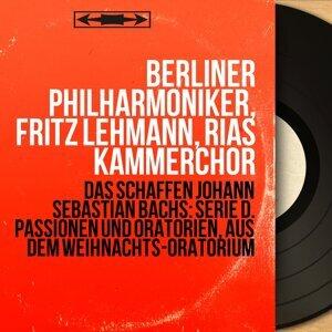 Berliner Philharmoniker, Fritz Lehmann, RIAS Kammerchor 歌手頭像