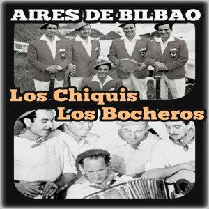 Los Chiquis, Los Bocheros 歌手頭像