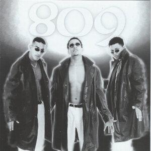 809 歌手頭像