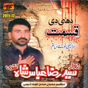 Syed Raza Abbas Shah 歌手頭像