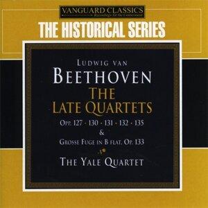 Yale String Quartet 歌手頭像