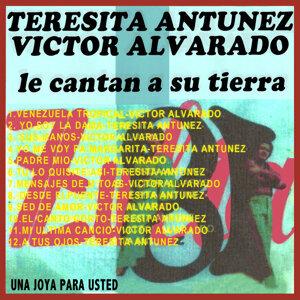 Teresita Antunes,  Victor Alvarado 歌手頭像