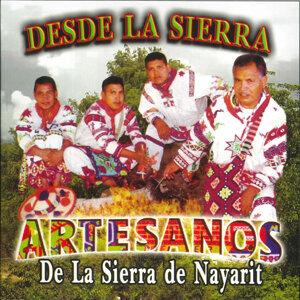 Artesanos de La Sierra de Nayarit 歌手頭像