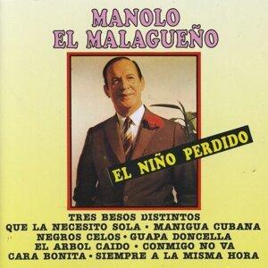 """Manolo """"El Malagueño"""" 歌手頭像"""