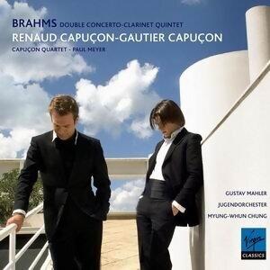 Renaud Capucon/Gautier Capucon/Myung-Whun Chung/Paul Meyer アーティスト写真