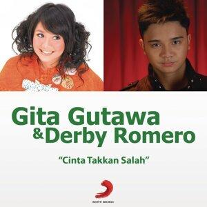 Gita Gutawa & Derby Romero アーティスト写真
