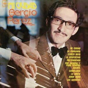Sergio Pérez 歌手頭像