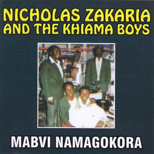Nicholas Zakaria And The Khiama Boys 歌手頭像