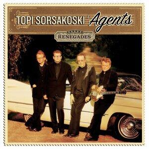Topi Sorsakoski & Agents 歌手頭像