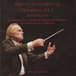 Saint Petersburg Academic Symphony Orchestra, Alexander Dmitriev 歌手頭像
