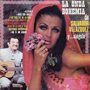 Salvador Velázquez 歌手頭像