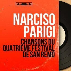 Narciso Parigi 歌手頭像