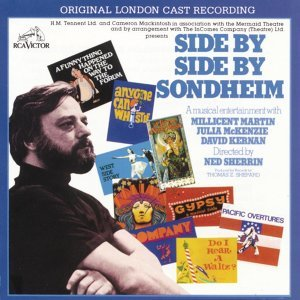 Original London Cast of Side by Side by Sondheim 歌手頭像
