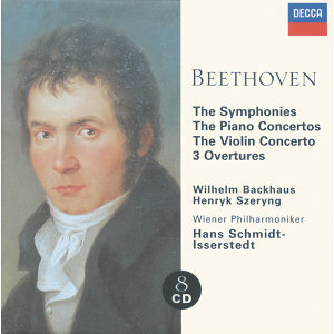 Henryk Szeryng,Wiener Philharmoniker,Hans Schmidt-Isserstedt,Wilhelm Backhaus 歌手頭像