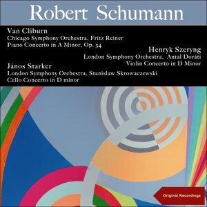 Chicago Symphony Orchestra, Van Cliburn, Fritz Reiner 歌手頭像